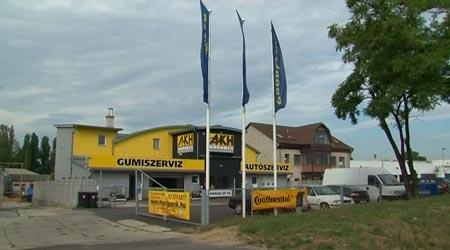 Flotta Gumiszerviz - AKH Gumiszerviz Budapest - Abroncs Kereskedőház Kft. b45cb68cf8